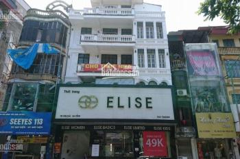 Tổng hợp tất cả các căn nhà mặt phố, mặt bằng vị trí đẹp phố Kim Mã có nhu cầu cho thuê