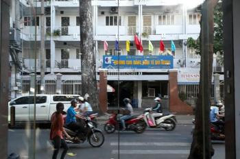 Cho thuê mặt bằng 4x25m 94 Trần Bình Trọng, Q5, đối diện CĐ Kinh tế đối ngoại. 30 triệu/th