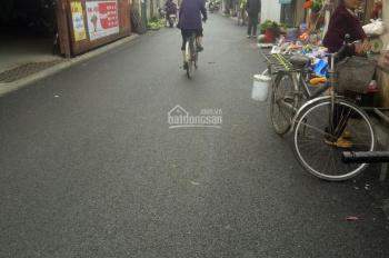 Cần thanh khoản mảnh đất tại Đặng Xá, Gia Lâm HN, ô tô vào tận đất.dt 55m2 .alo e hạnh 037.585.6531