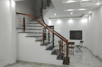 Chính chủ bán nhà mặt ngõ Đê Trần Khát Chân, 45m2 x 4 tầng xây mới, giá chỉ 2,95 tỷ CTL