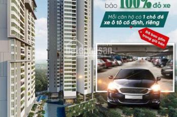 Chung cư Park Kiara KĐT ParkCity Hanoi mở bán đợt 1, cam kết 1 chỗ đỗ ô tô cố định, ĐK xem nhà mẫu