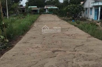 Bán đất mặt tiền đường nhựa giá đầu tư, đường Lê Minh Xuân, Nhơn Thạnh Trung, Tp Tân An