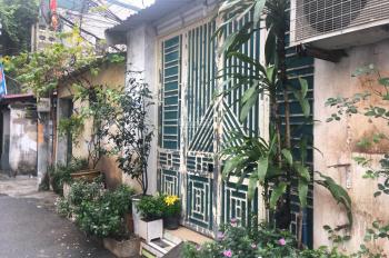 Cần tiền dưỡng lão nay bán nhà cấp 4 cũ trong ngõ ô tô đi qua tại phố Sài Đồng