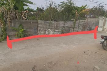 Bán đất mặt tiền đường Hưng Định 9 dt 15 x40m, giá rẻ đầu tư