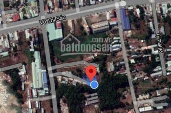 Đất mặt tiền đường bê tông rộng 6m thuộc Phường Long Tâm, TP Bà Rịa, giá 1.4 tỷ