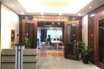 Cho thuê văn phòng 80m2 - 100m2 - 200m2, đầy đủ nội thất, tại tầng 1 của tòa nhà
