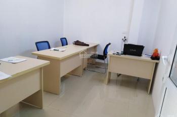 Cho thuê văn phòng diện tích 45m2 setup đầy đủ - Mặt đường Tam Trinh - Hoàng Mai