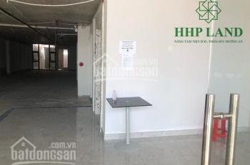Cho thuê mặt bằng tầng trệt và lầu 1 nhà thô mới xây của toà nhà mặt tiền - 0949268682