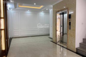 Bán nhà 6 tầng x 65m2 thang máy, gara mới xây phố Nguyễn Khang giá 13,5 tỷ