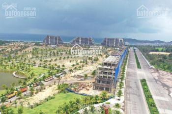 Cần bán lô đối diện hồ bơi dự án FLC Quy Nhơn, giá 11.5tr/m2, SHVV, view đẹp