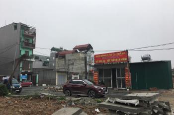 Bán nhanh 35m2 - đất 2 mặt tiền đường 8m - sổ đỏ tại An Khánh 0936123101