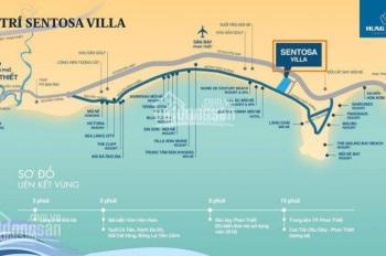 Cần sang nhượng lô view biển Block 10 Sentosa giá 11tr/m2, 2 mặt tiền gần tiện ích. LH 0915861100