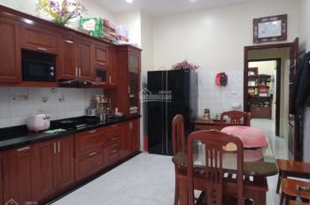 Bán nhà riêng phố Ngọc Lâm cách phố có 10m DT:61m x 4T MT 4.1m nhà vẫn còn rất mới, giá 4.5 tỷ