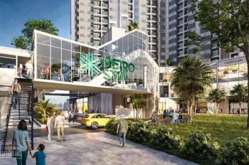 Shophouse hot nhất khu Đông - Metro Star - cầu bộ hàng số 10 nối liền vào dự án giá 75tr/m2