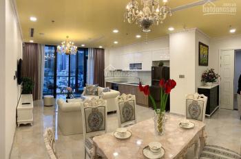 Cần cho thuê căn hộ 1 phòng ngủ nội thất cao cấp tại Vinhomes Central Park chỉ 15tr/th 0977771919