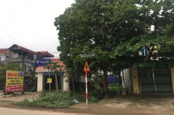 Đất nền Hòa Lạc mặt đường TL 420 gần công nghệ cao Hòa Lạc