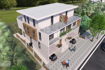 Bán biệt thự 4 tầng - 229m2 đất -(TSXD 535m2) trung tâm Bãi Cháy - Hạ Long. LH 038.441.5555