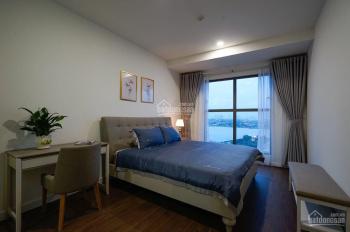 Cho Thuê Căn Hộ Saigon Royal Quận 4,2PN,86m2,Full Nội thất,View Sông Bitexco,Giá 24trbp.0778.179.179