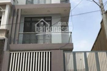 Nhà mới 100% HXH 7m Đường số 15, dt 5.5 *13m Xây 3 lầu 4pn, gara xe hơi, 5wc