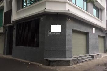 Cho thuê tòa nhà căn góc ở phố Giảng Võ 100m2 x 4,5 tầng, vp trưng bày sản phẩm, thẩm mỹ viện