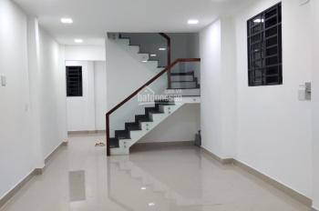 Cho thuê nhà mới trệt 1 lầu Trần Hữu Trang, Phú Nhuận, 3PN, 3WC, 15 triệu/tháng. LH 0901682279