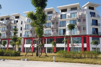 Quỹ căn chuyển nhượng shophouse Khai Sơn Town view hồ, giá 8 tỷ. LH: 0968966638