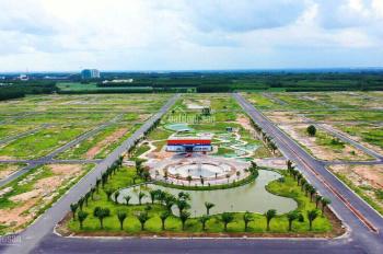 Bán đất nền trung tâm hành chính Nhơn Trạch, Đồng Nai, chỉ 900 triệu/nền, 100m2, sổ đỏ thổ cư 100%