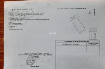 Bán đất thị Trấn Phước Bửu, Xuyên Mộc, Bà Rịa Vũng Tàu hơn 700m2