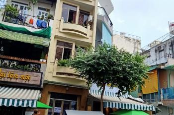Cho thuê nhà nguyên căn mặt tiền 260 đường Lê Hồng Phong P3 Q10
