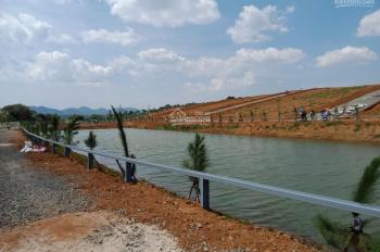 Đất view hồ giả rẻ 210tr , gần đường cao tốc