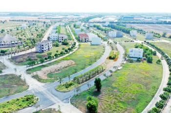 Cần bán lô đất khu E dự án Làng Việt Nam giáp bình chánh 82m2, giá chỉ 620tr. LH: 093.3377.568