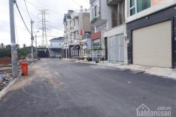 Bán nhà mặt tiền khu dân cư Êm Đềm, phường Linh Xuân, Quận Thủ Đức, DT: 66m2