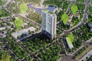 Bán sàn thương mại dịch vụ văn phòng chung cư Luxury Park View khu ĐTM Cầu Giấy, view công viên