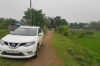Sang nhượng 1250m2 đất, có ao view cánh đồng xanh mướt, tại Nhuận Trạch, Lương Sơn