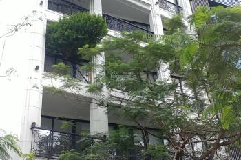 Nhà mặt phố Đội Cấn, Ngọc Hà, Ba Đình 85m2, 5 tầng thang máy, kinh doanh đỉnh