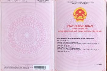 Sàn BĐS Hà Phong - chào bán các lô đất liền kề khu đô thị Hà Phong, Mê Linh
