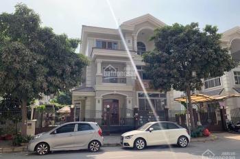 Biệt thự đường lớn khu Nam Thông,Phú Mỹ Hưng,Q7  nhà có hầm,sổ hồng 126m2 giá 24,5 tỷ