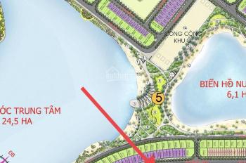 Biệt thự song lập Vinhomes Ocean Park Gia Lâm - HN, dãy Hải Âu 02, mặt đường 30m được kinh doanh