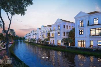Chính chủ bán biệt thự đơn lập Nguyệt Quế 01 view hồ, Vinhomes Harmony DT 155m2, giá: 16 tỷ