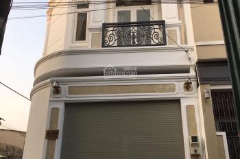 Căn nhà góc 2 mặt tiền, hẻm xe hơi, đường 26, khu Vip bên sông P Hiệp Bình Chánh, 1 trệt 2 lầu