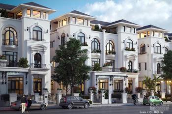 Vinhomes Reverside - Bán liền kề mặt phố Tân Mai - Kim Đồng -Quận Hoàng mai 93m2 giá chỉ từ 75tr/m2