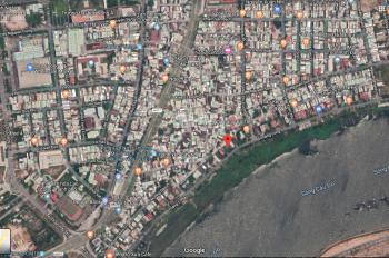Bán lô đất biệt thự đường 10m5 Thăng Long, Hòa Cường Nam, Hải Châu-View Sông