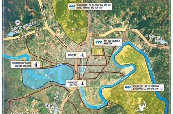 Mở bán phân khu Parkview - Mega City Kontum, view công viên thương mại giá rẻ 428 triệu/170m2