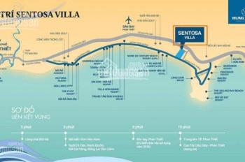 Cần sang nhượng lô view biển Block 10 Sentosa giá 11tr/m2, 2 mặt tiền gần tiện ích. LH 0915.86.1100