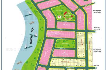 Nền biệt thự Hồng Lĩnh Nhà Bè 200m2 Giá tốt đầu tư 20tr/m2 Gần trường học Lh 0984975697 Bích Trâm
