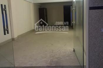 Cho thuê nhà mặt phố Ngô Thì Nhậm, diện tích 100m2 x 4 tầng, mặt tiền 4.3m, có thang máy, nhà đẹp