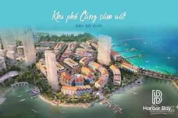 Chính chủ bán lại lô góc độc bản view biển, trực diện giá sốc dự án Harbor Bay Hạ Long