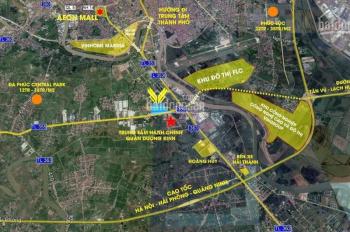 Bán đất nền phân lô tự xây dựng đối diện UBND quận Dương Kinh