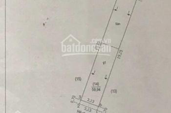Bán nhà SĐCC 60m2 x 2,5T giá 150 triệu/m² ngõ phố Mai Dịch - Hồ Tùng Mậu - Cầu Giấy