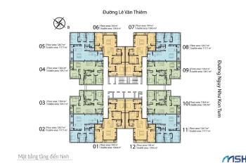 Chính sách ưu đãi giá cực tốt khi mua chung cư The Legacy tiêu chuẩn 5* khách sạn